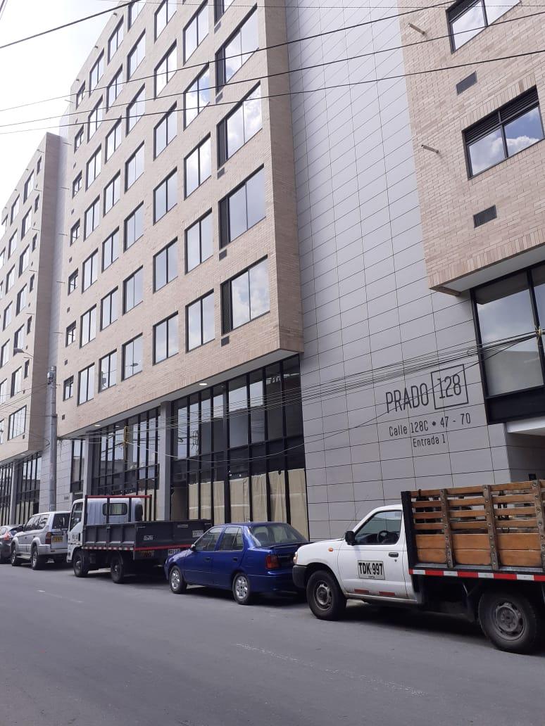 APARTAESTUDIO PRADO 128 Apartaestudio en Arriendo en Bogotá Norte