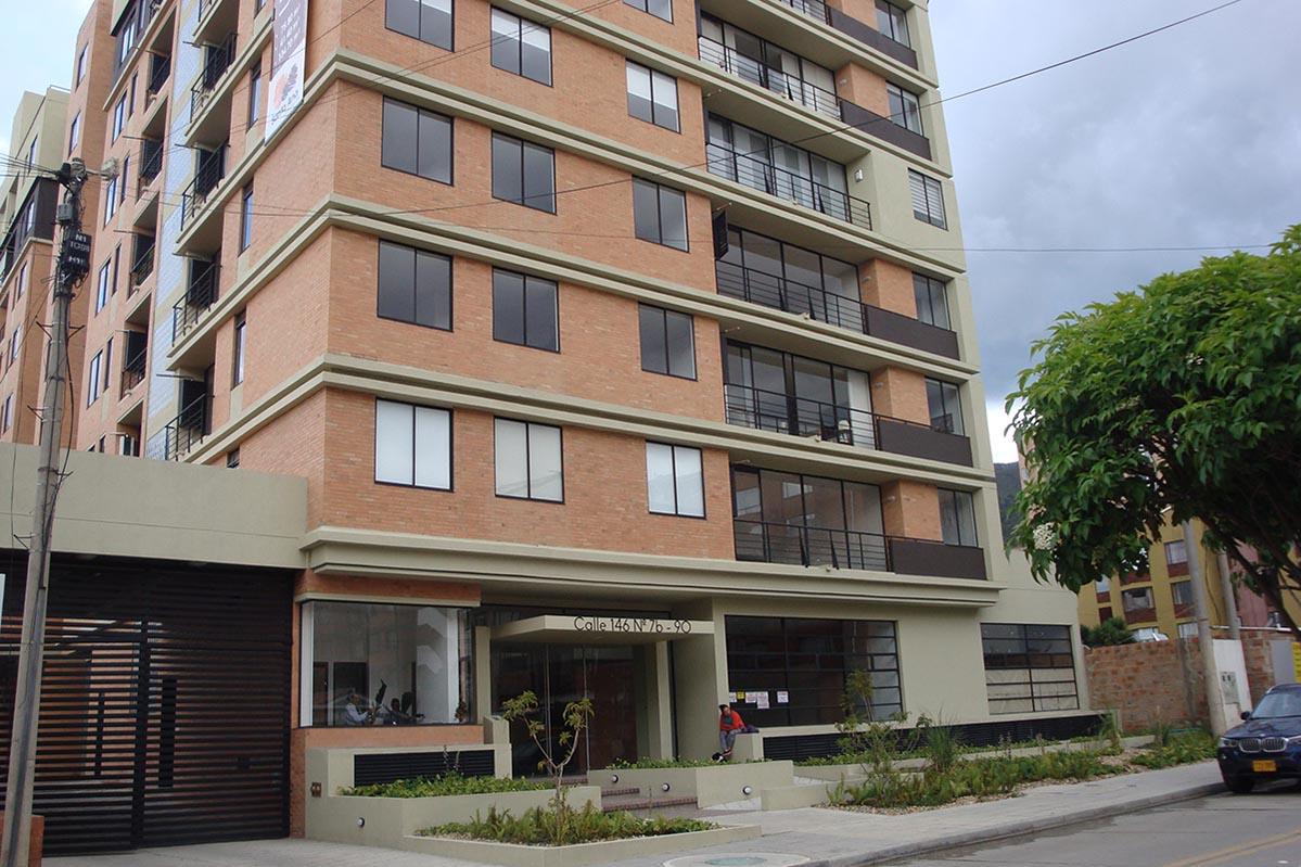 APARTAMENTO AMOBLADO BELMIRA Apartamento en Arriendo en Bogotá Norte