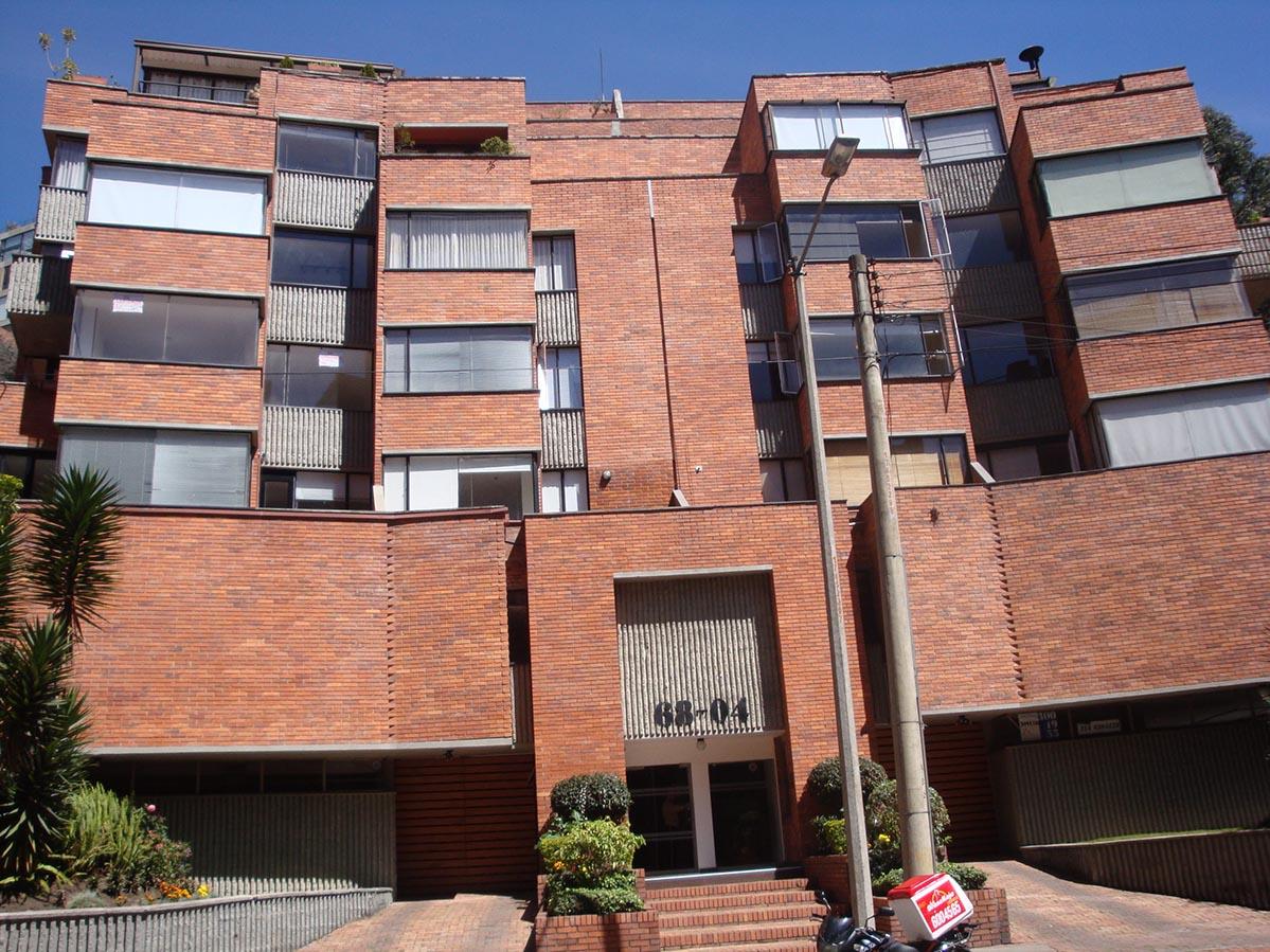APARTAMENTO CHAPINERO ALTO INVEL Apartamento en Arriendo en Bogotá Chapinero