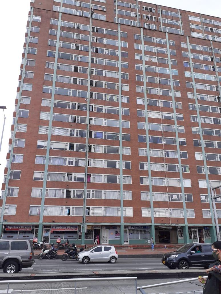 APARTAMENTO CORFERIAS EDF EL DORADO Apartamento en Arriendo en Bogotá Centro
