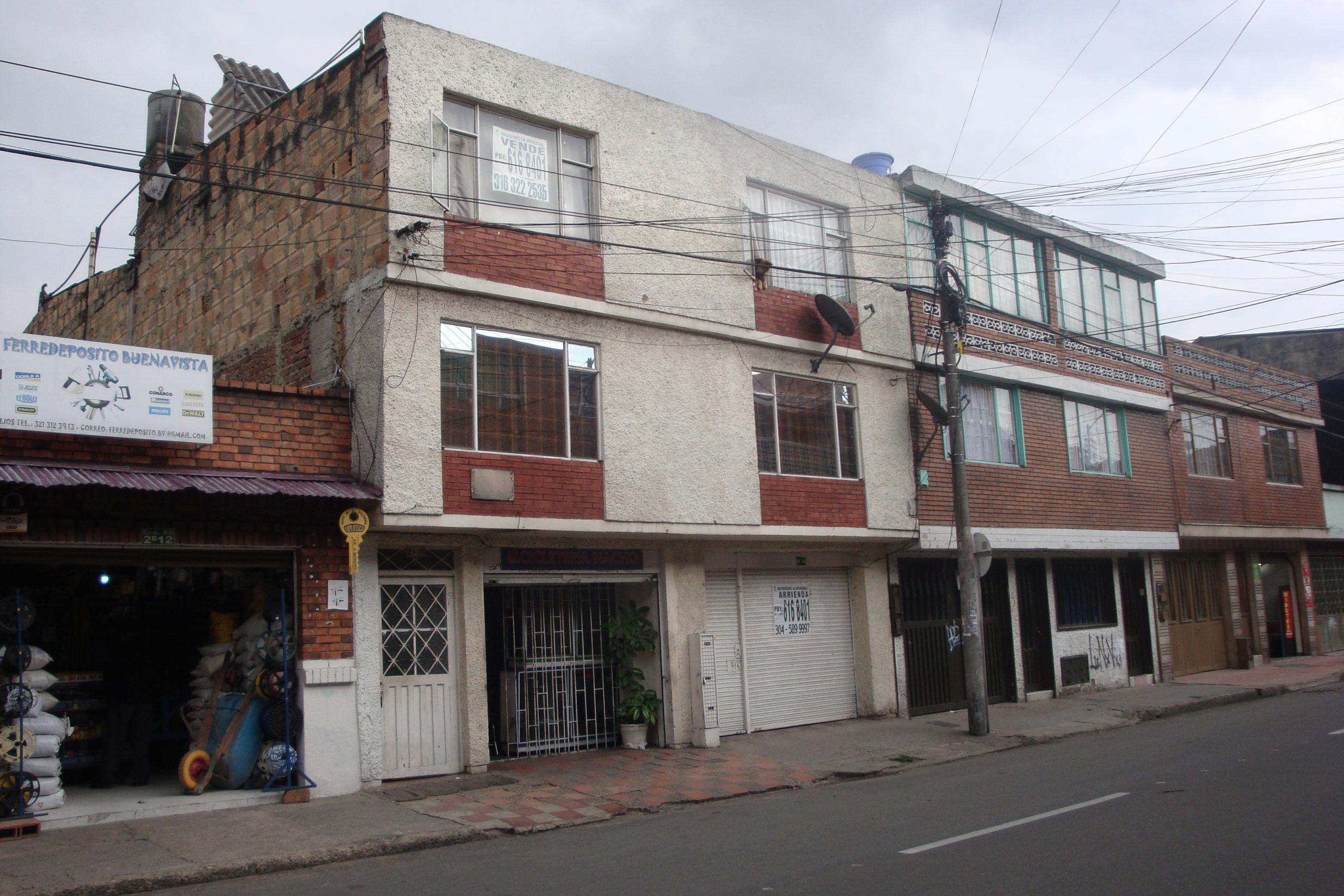 APARTAMENTO GALAN Apartamento en Arriendo en Bogotá Sur