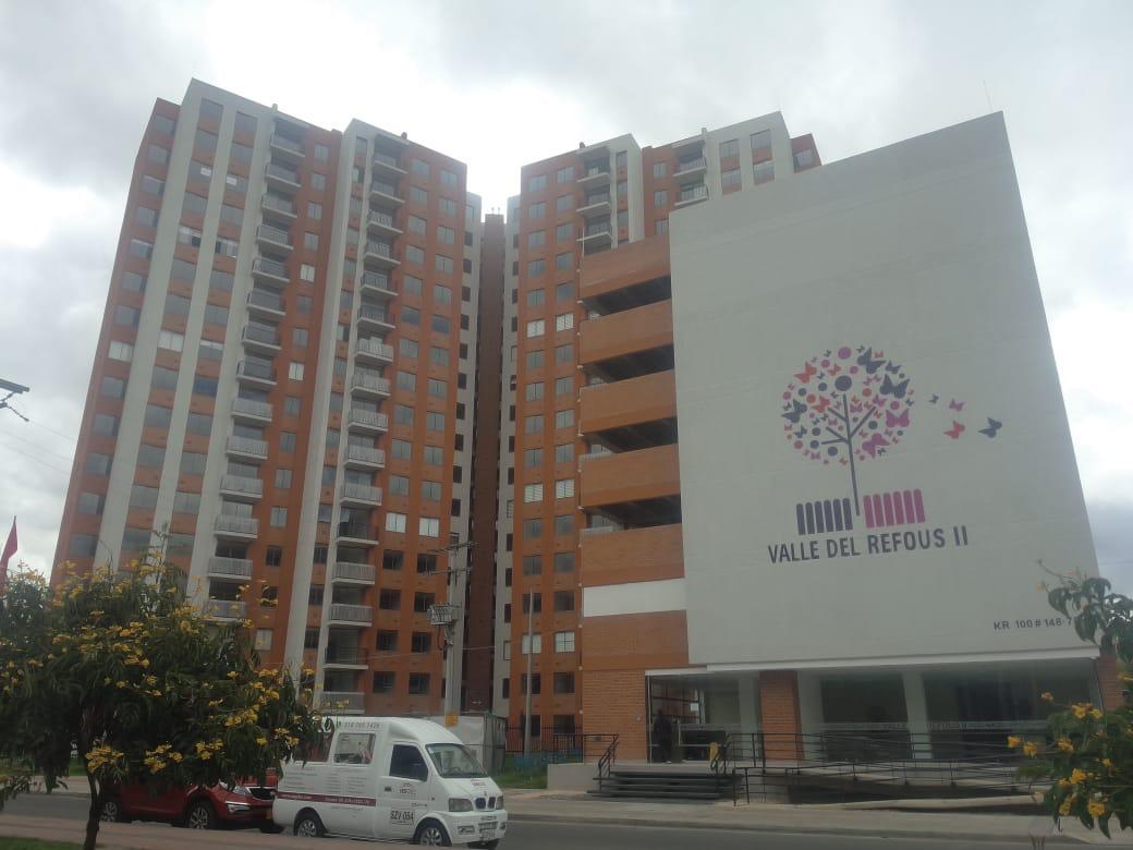 APARTAMENTO SUBA LA CAMPIÑA VALLE DE REFOUS Apartamento en Venta en Bogotá Noroccidente