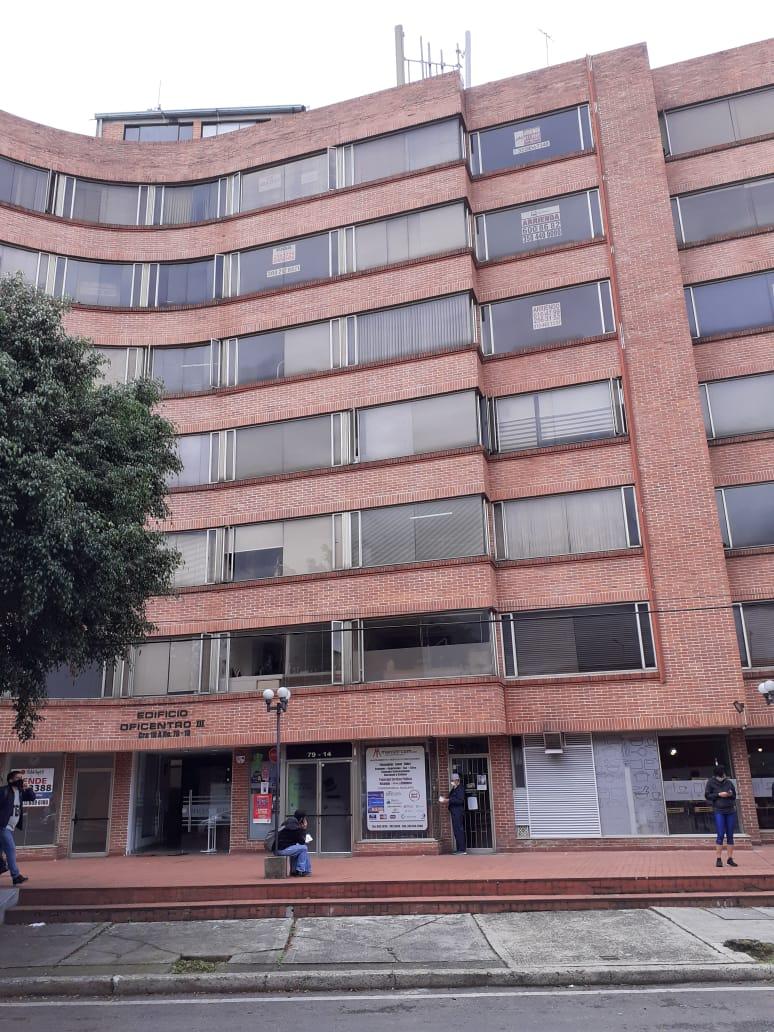 OFICINA CENTRO LAGO Oficina en Arriendo en Bogotá Chapinero