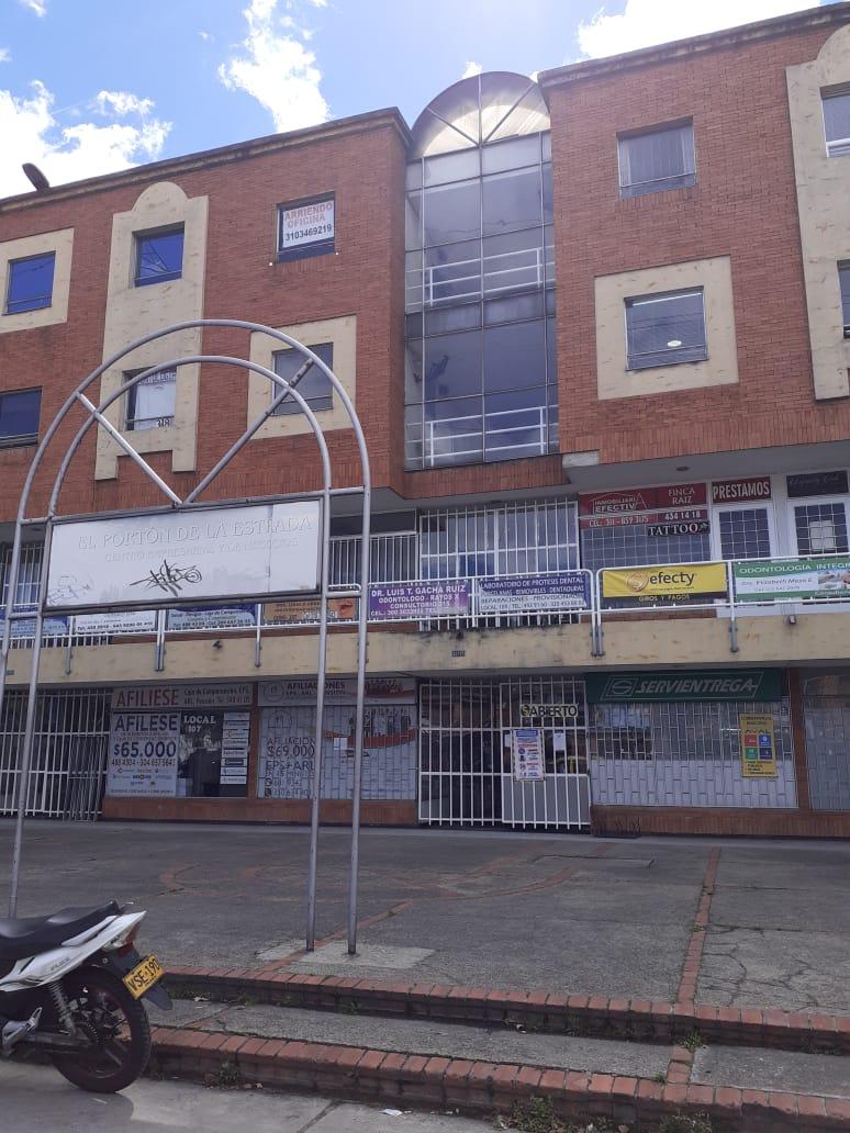 OFICINA PORTON DE LA ESTRADA Oficina en Arriendo en Bogotá Noroccidente